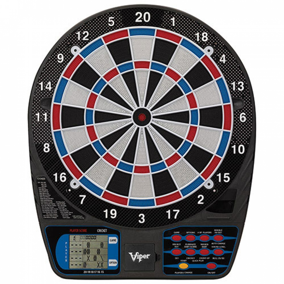 Viper 787 Soft Tip Electronic Dart Board