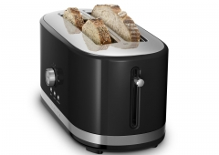 Kitchen Aid Long Slot Toaster - Onyx Black