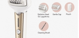 Panasonic Ladies Wet/Dry Epilator