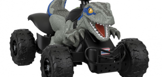 Power Wheels Jurassic Ride On
