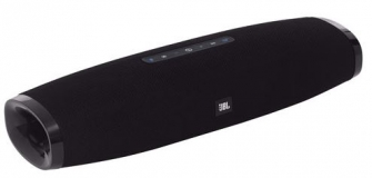 JBL Boost TV Compact TV Speaker-Black